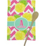Pineapples Kitchen Towel - Full Print (Personalized)