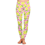 Pineapples Ladies Leggings (Personalized)