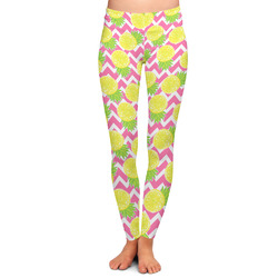 Pineapples Ladies Leggings (Personalized)