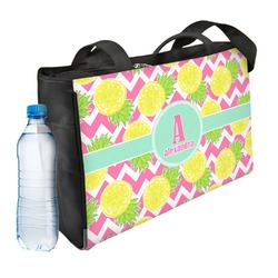 Pineapples Ladies Workout Bag (Personalized)