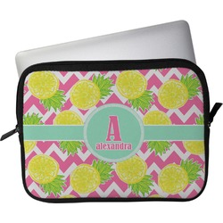 "Pineapples Laptop Sleeve / Case - 13"" (Personalized)"