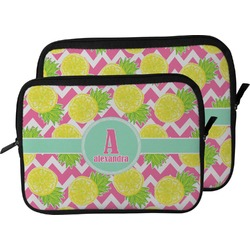 Pineapples Laptop Sleeve / Case (Personalized)