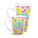 Pineapples Latte Mug (Personalized)