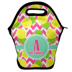 Pineapples Lunch Bag (Personalized)