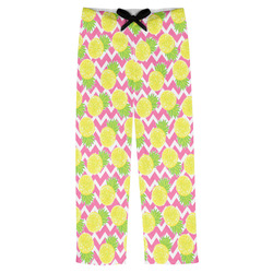 Pineapples Mens Pajama Pants (Personalized)