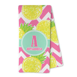 Pineapples Microfiber Kitchen Towel (Personalized)