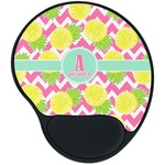 Pineapples Mouse Pad with Wrist Support