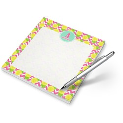 Pineapples Notepad (Personalized)