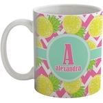 Pineapples Coffee Mug (Personalized)