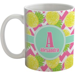 Pineapples Coffee Mug (Personalized)