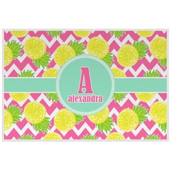 Pineapples Placemat (Laminated) (Personalized)