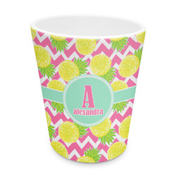 Pineapples Plastic Tumbler 6oz (Personalized)