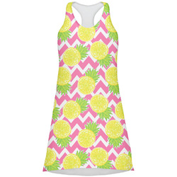 Pineapples Racerback Dress (Personalized)