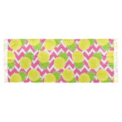 Pineapples Faux Pashmina Scarf (Personalized)