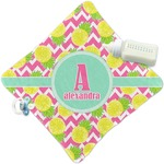 Pineapples Security Blanket (Personalized)