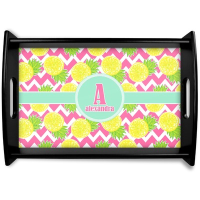 Pineapples Wooden Trays (Personalized)