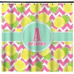 Pineapples Shower Curtain (Personalized)