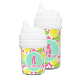 Pineapples Sippy Cup (Personalized)