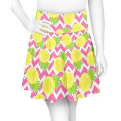 Pineapples Skater Skirt (Personalized)