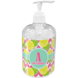 Pineapples Soap / Lotion Dispenser (Personalized)