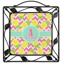 Pineapples Trivet (Personalized)