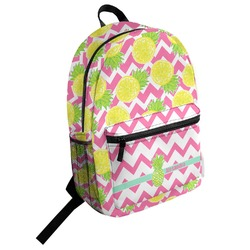 Pineapples Student Backpack (Personalized)