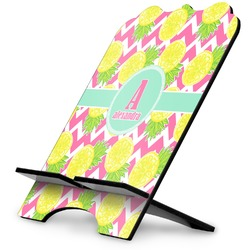 Pineapples Stylized Tablet Stand (Personalized)
