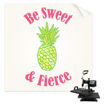Pineapples Sublimation Transfer (Personalized)