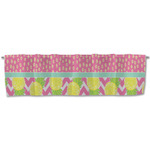 Pineapples Valance (Personalized)