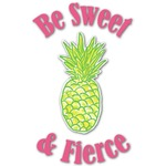 Pineapples Graphic Decal - Custom Sizes (Personalized)