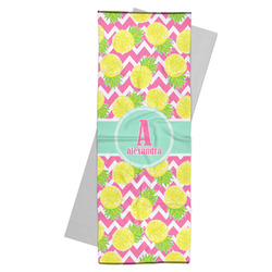 Pineapples Yoga Mat Towel (Personalized)