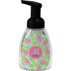 Preppy Hibiscus Foam Soap Dispenser (Personalized)