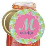 Preppy Hibiscus Jar Opener (Personalized)