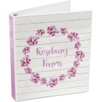 Farm House 3-Ring Binder (Personalized)