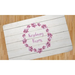 Farm House Area Rug (Personalized)