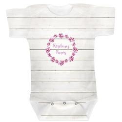 Farm House Baby Bodysuit (Personalized)
