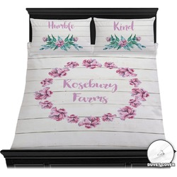 Farm House Duvet Cover Set (Personalized)