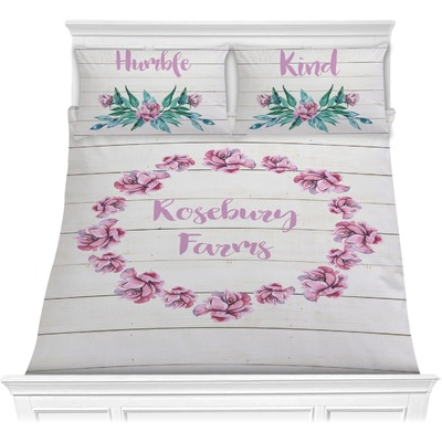 Farm House Comforters (Personalized)