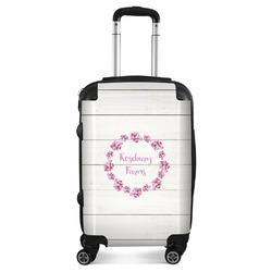 Farm House Suitcase (Personalized)