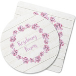 Farm House Rubber Backed Coaster (Personalized)