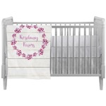 Farm House Crib Comforter / Quilt (Personalized)