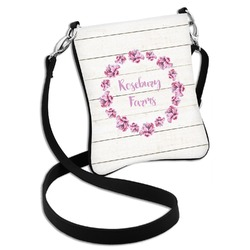 Farm House Cross Body Bag - 2 Sizes (Personalized)