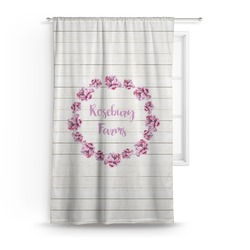Farm House Curtain (Personalized)