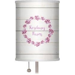 """Farm House 7"""" Drum Lamp Shade (Personalized)"""