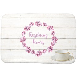 Farm House Dish Drying Mat (Personalized)