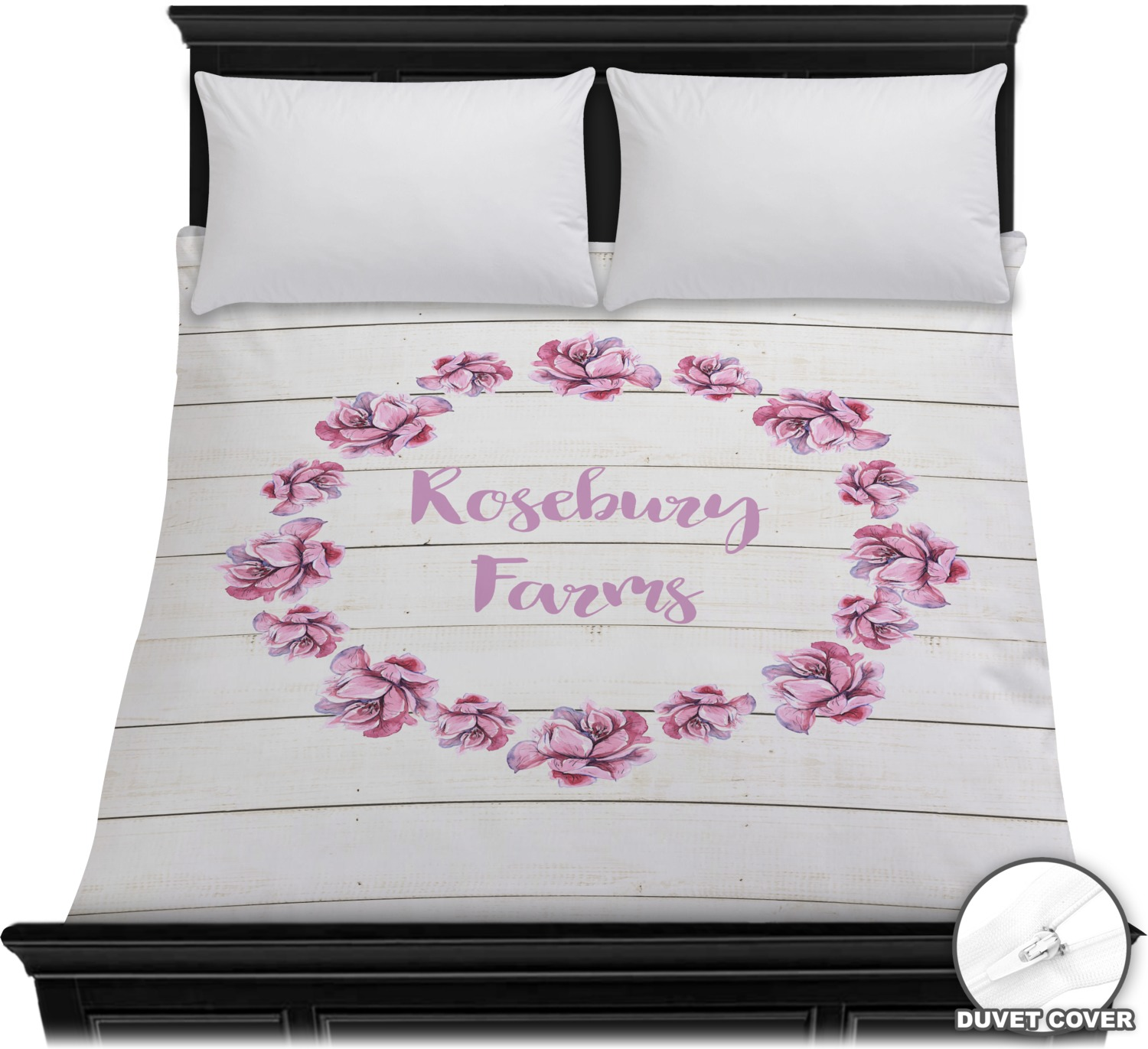 Farm House Duvet Cover Personalized You Customize It