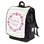 Farm House Backpack w/ Front Flap  (Personalized)