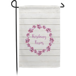 Farm House Garden Flag - Single or Double Sided (Personalized)
