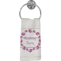 Farm House Hand Towel - Full Print (Personalized)