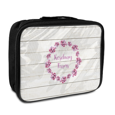 Farm House Insulated Lunch Bag (Personalized)
